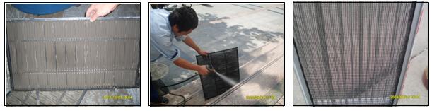 空调室内机排水槽图解