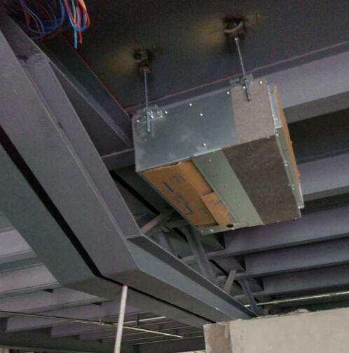 多联机中央空调安装的3次8步和5个关键
